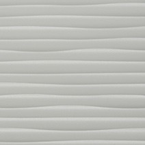 gougés Fine wood blanc neige 44