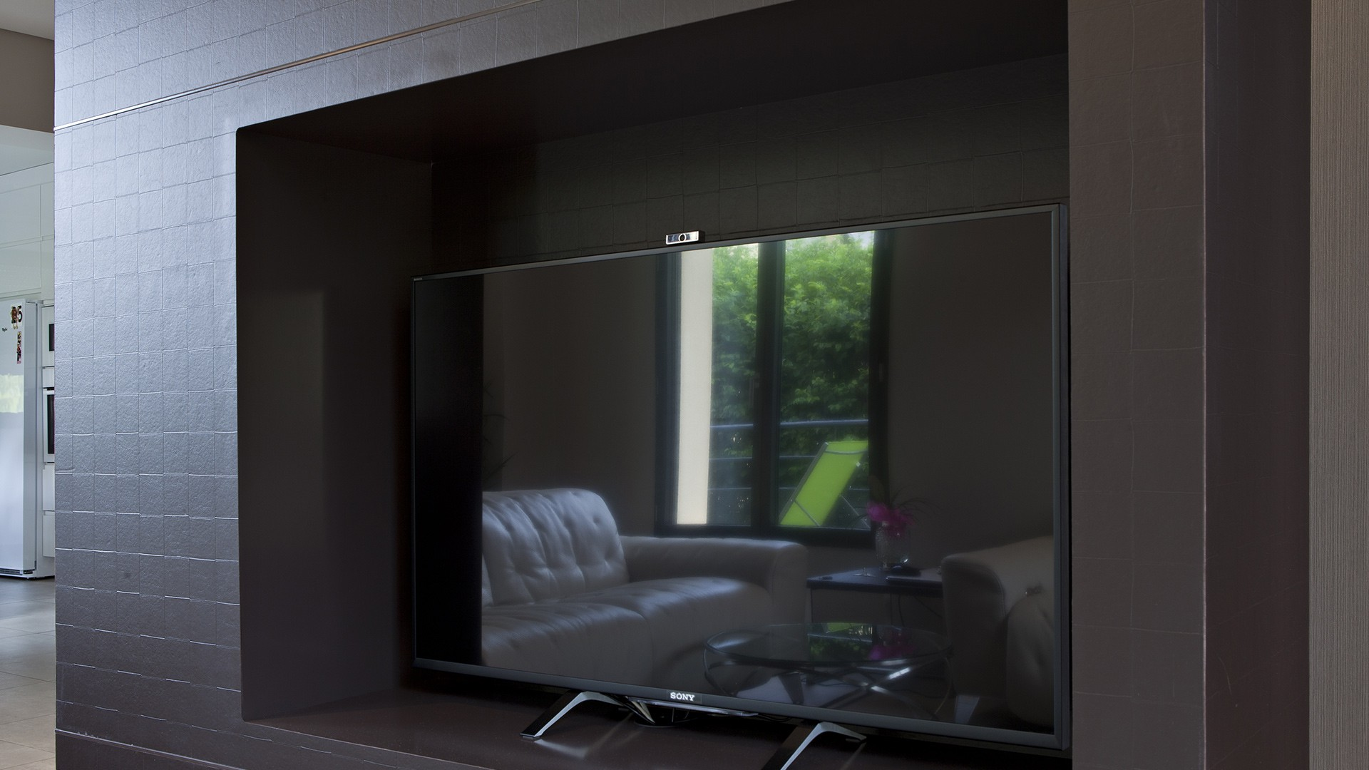 Meuble Tv Retractable Fenrez Com Sammlung Von Design  # Meuble Tv Ecran Plat Retractable