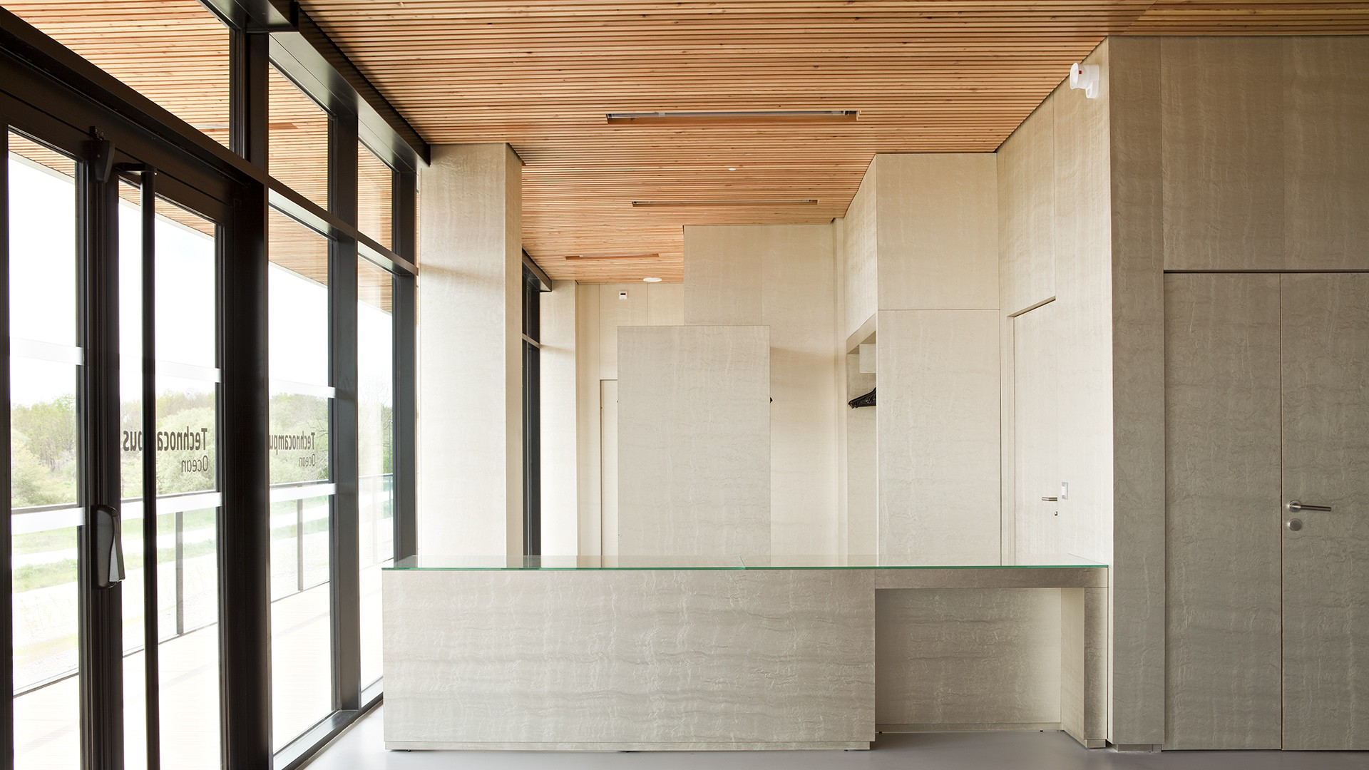 hubler panneaux d coratifs m tal pour agencement int rieur. Black Bedroom Furniture Sets. Home Design Ideas