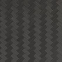 Papeete - Chêne de fil teinté noir