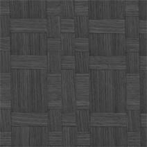 Bahia - Chêne de fil teinté noir
