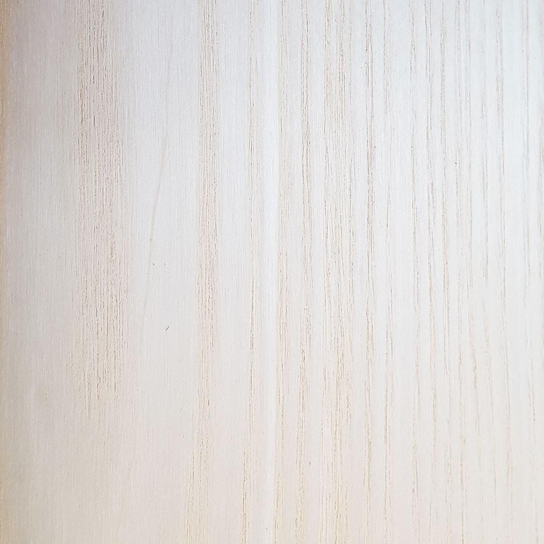 Frêne ramageux teinté greige