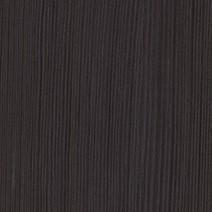 chêne naturel teinté black