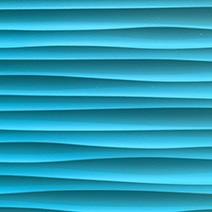 Gougés Old Cedar Bleu Caraïbes 132