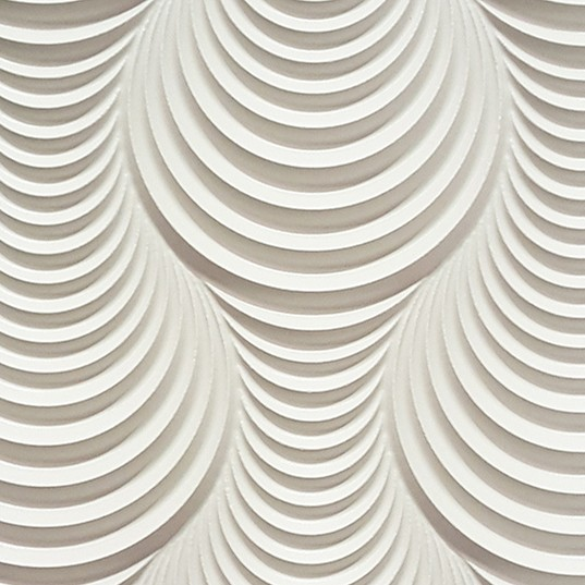 panneaux sculptés illusion Hubler